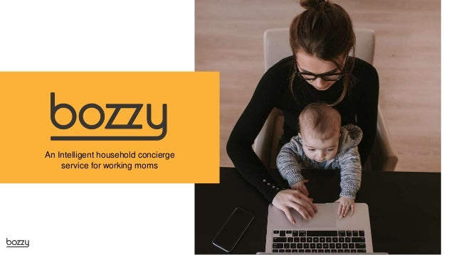 An Intelligent household concierge service for working moms