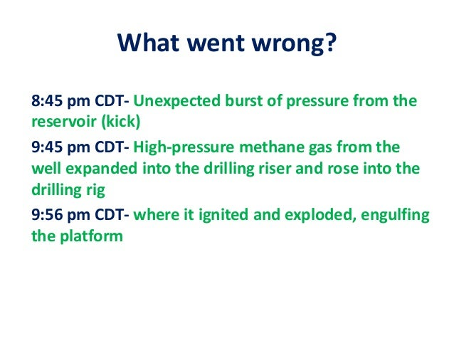 Topic 9: Safety and risk management in oil and gas industry