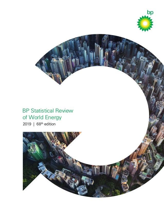 Bp Statistical Review World Energy 2019 Full Report