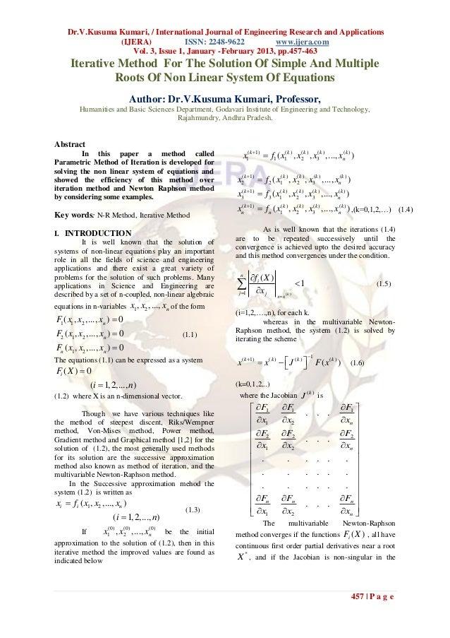 Dr.V.Kusuma Kumari, / International Journal of Engineering Research and Applications                (IJERA)            ISS...