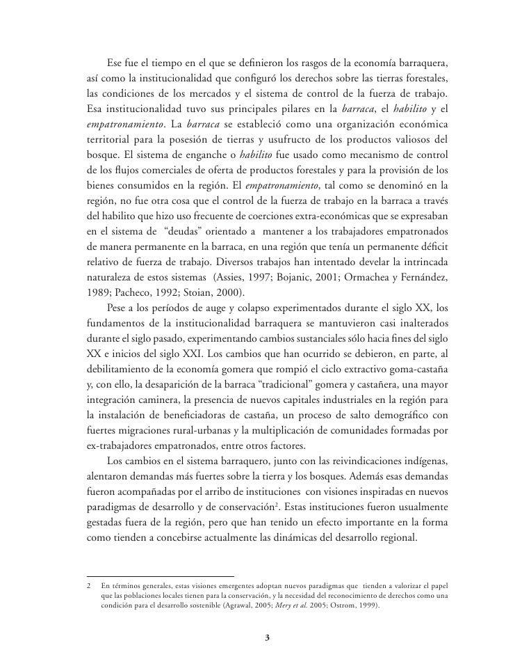 2               Economías extractivas        y desarrollo de la frontera     Aunque la región del norte amazónico de Boliv...