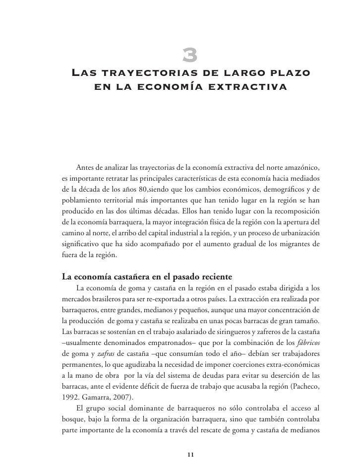 posesión de barracas, y algunas de ellas arriendan barracas para proveerse de materiaprima (Giacoman; Rojas, 2009).Cuadro ...