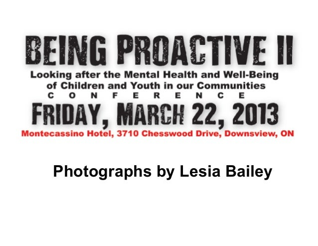 Photographs by Lesia Bailey