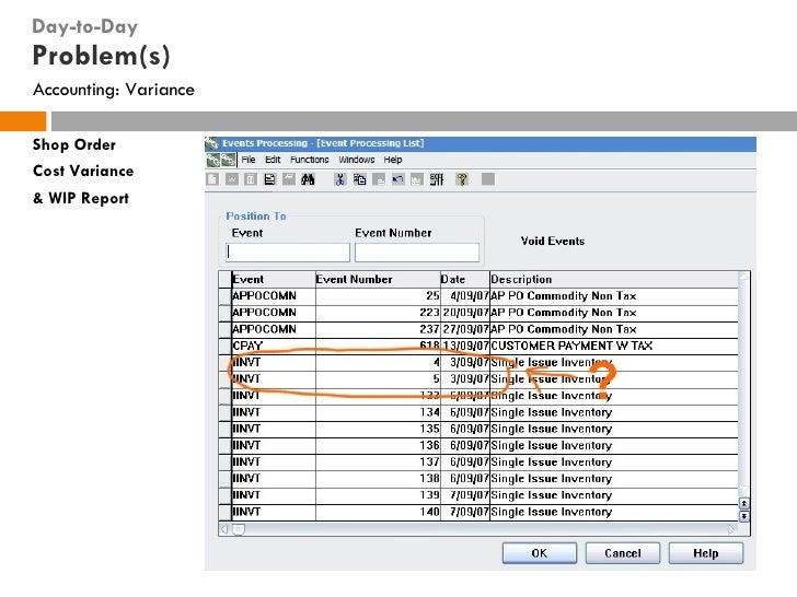 bpcs infor erp lx implementation evaluation q4 2007 rh slideshare net