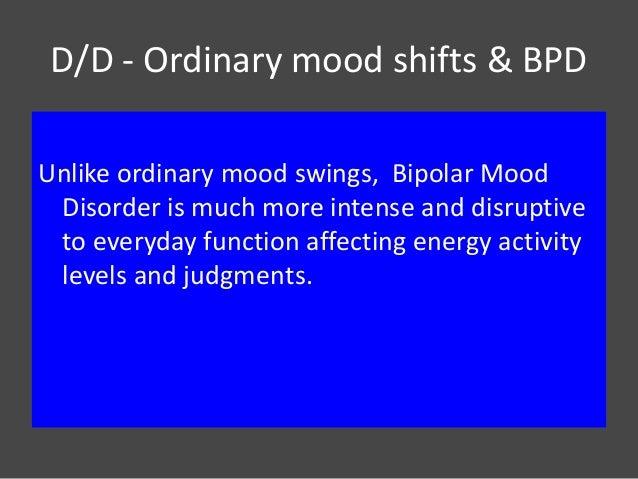 BPD Bipolar Disorder