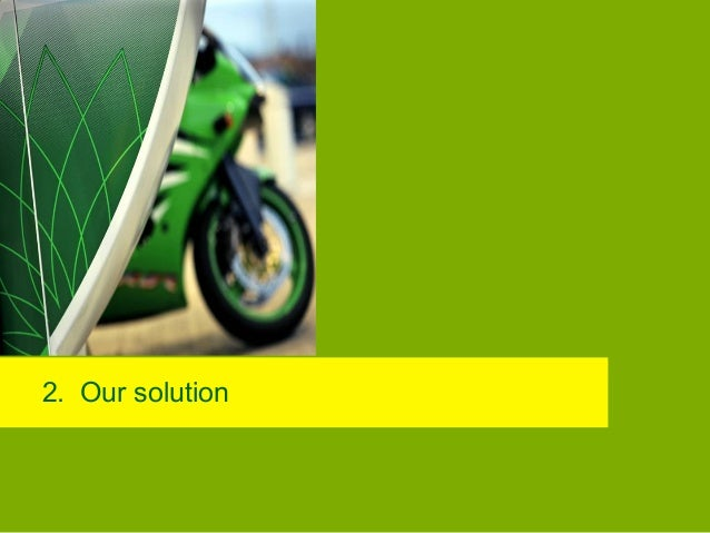2. Our solution