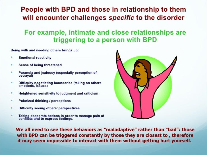 bpd relationship stages