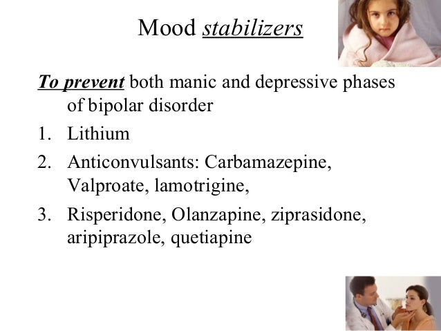 Bipolar Disorder Symptoms and Treatment  Drugscom