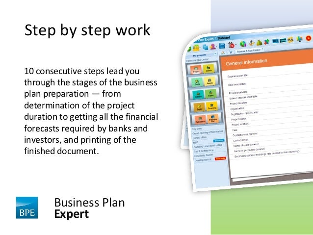 expert views on business plans