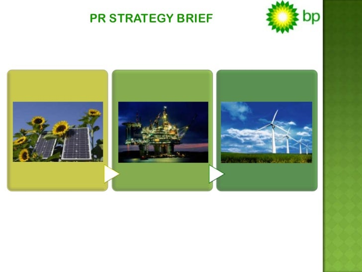 PR STRATEGY BRIEF