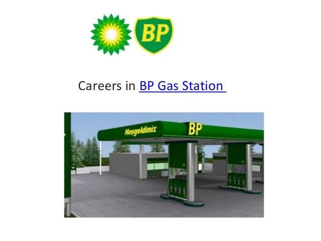 Bp gas station careers