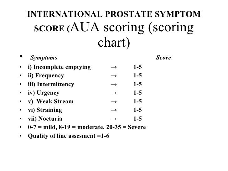 Prostate Cancer: Clinically Localized Guideline - American Urological Association