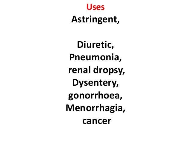Chemical constituents Steroidal saponin Terestrosins A,B,C,D,E, desgalactotigonin. F- gitonin,desglucolanatigonins, Gitoni...