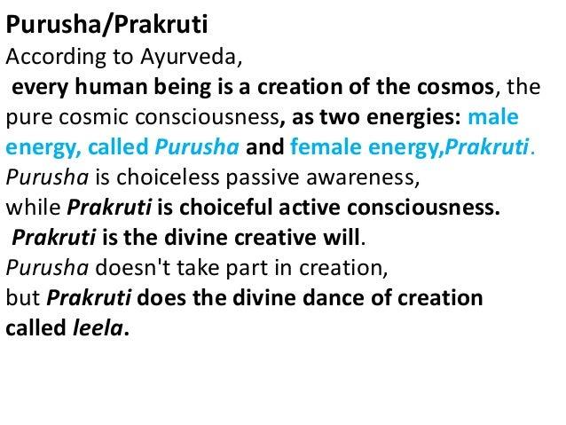According to Ayurveda, there are seven body types: mono-types (vata, pitta or kapha predominant), dual types (vata-pitta, ...