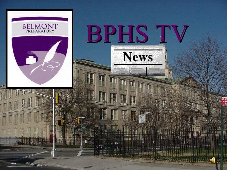 BPHS TV