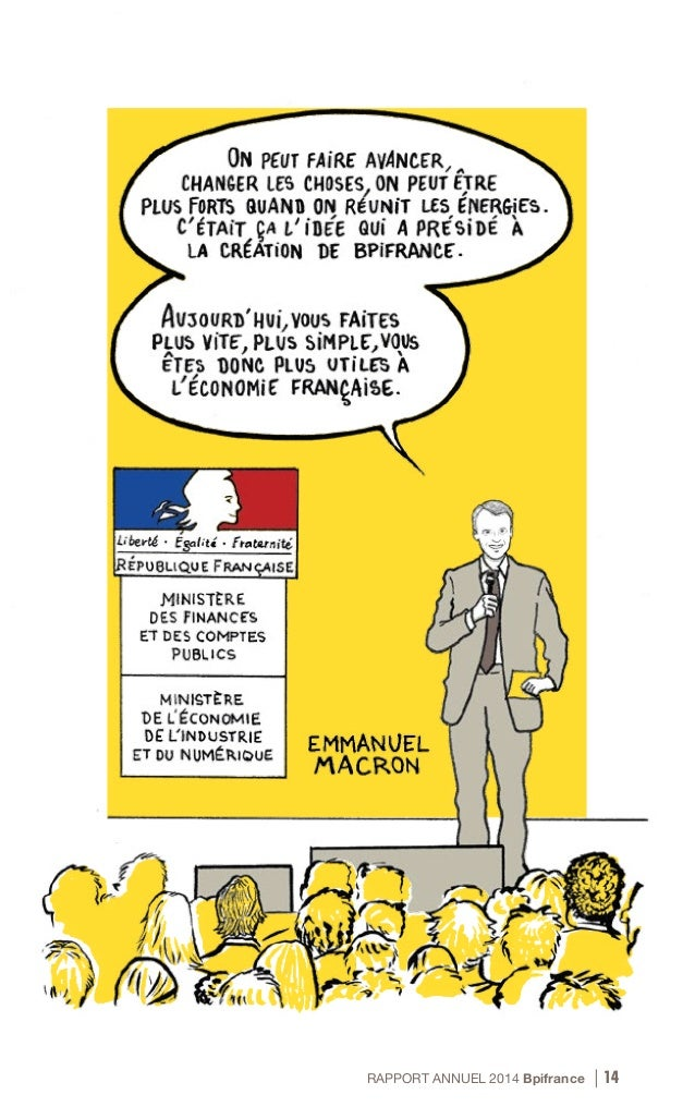 RAPPORT ANNUEL 2014 Bpifrance 32