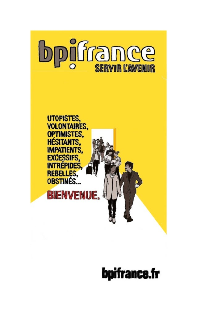 RAPPORT ANNUEL 2014 Bpifrance 34
