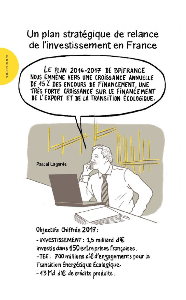 RAPPORT ANNUEL 2014 Bpifrance 70