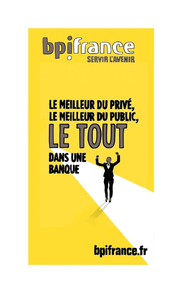 RAPPORT ANNUEL 2014 Bpifrance 84