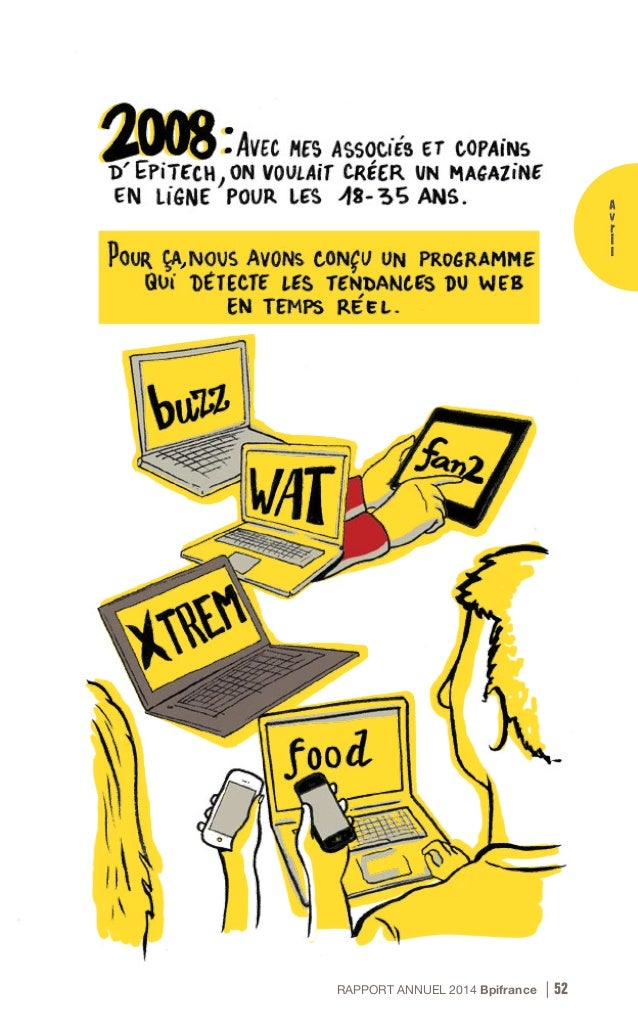 RAPPORT ANNUEL 2014 Bpifrance 124