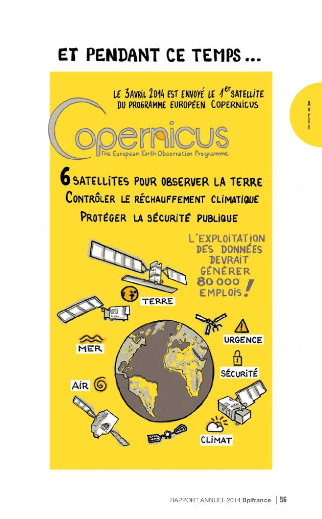RAPPORT ANNUEL 2014 Bpifrance 134