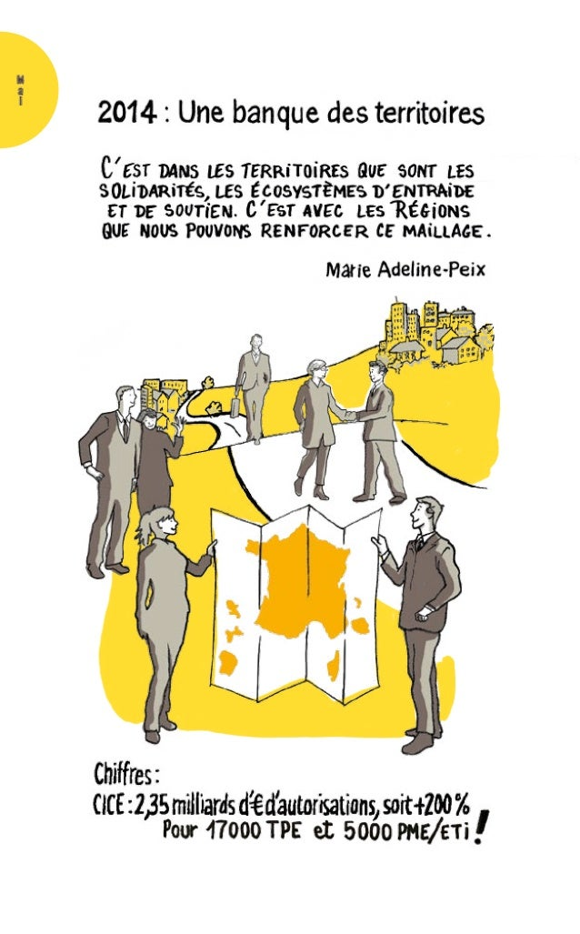 RAPPORT ANNUEL 2014 Bpifrance 140