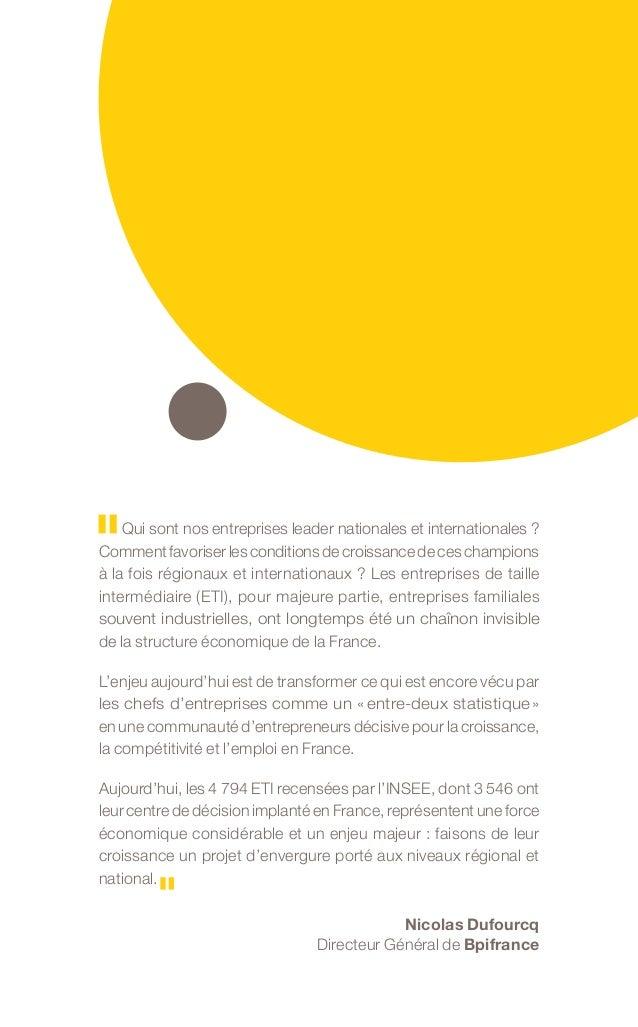 Bpifrance étude ETI 2020 Slide 2