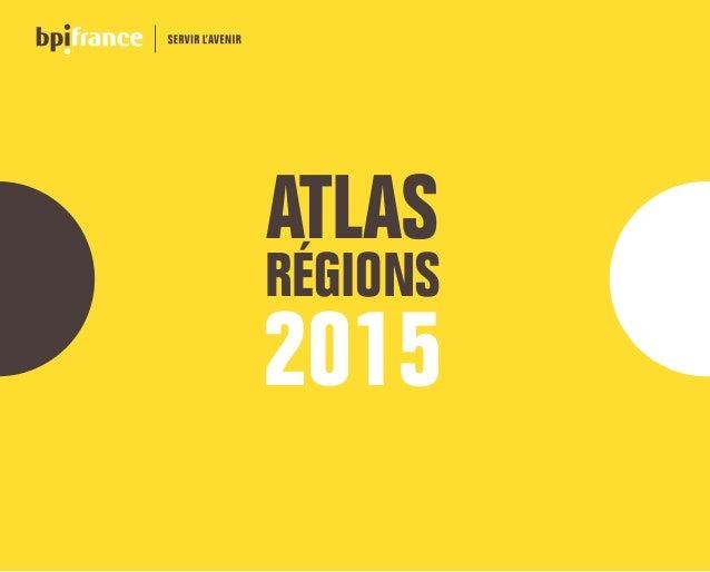 2015 ATLAS RÉGIONS
