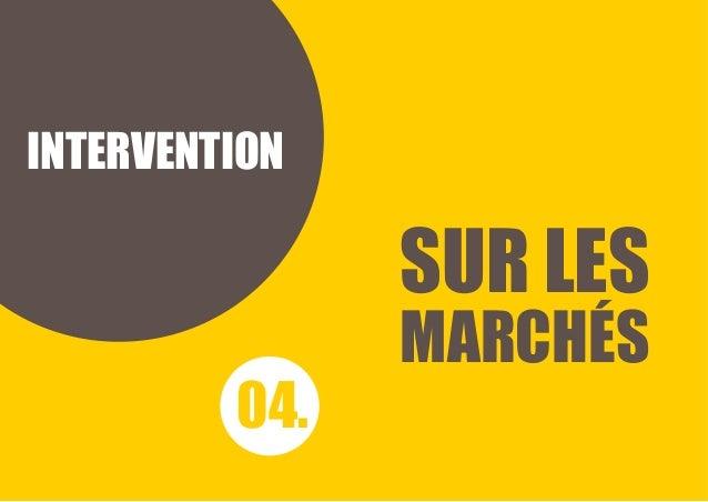 CHARTE ÉTHIQUE Bpifrance 22 INTERVENTION SUR LES MARCHÉS 04.