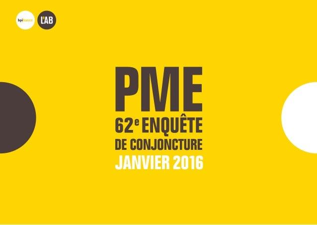 01. VERS UNE PROBABLE ACCÉLÉRATION DE LA REPRISE EN 2016