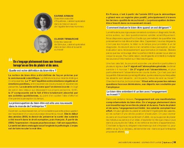 """Etude Bpifrance Le Lab """"Une aventure humaine : les PME-ETI et la RSE"""
