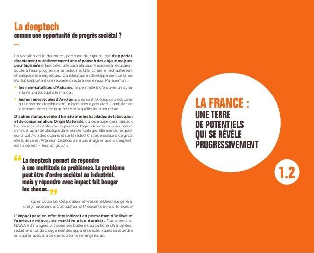 La France est mondialement reconnue pour la qualité de sa recherche scientifique. Pour accroître sa capacité à transformer...