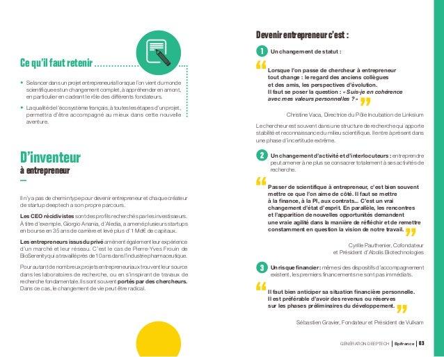 Un écosystème de valorisation très riche, au service des porteurs de projets Recherche fondamentable Recherche appliquée D...