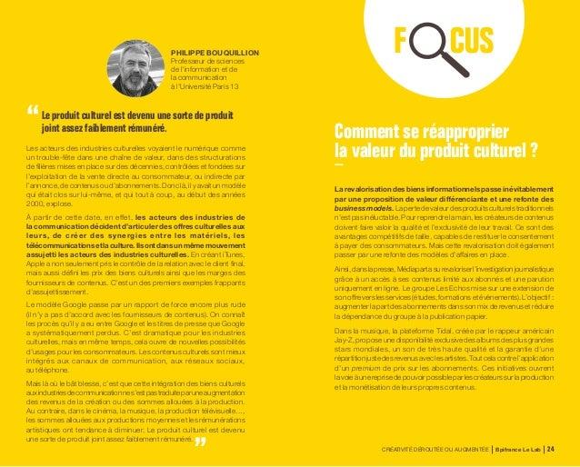 CRÉATIVITÉ DÉROUTÉE OU AUGMENTÉE Bpifrance Le Lab 50 SOPHIE GOOSSENS Avocate spécialisée en propriété intellectuelle au se...