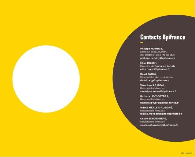 Bpifrance Le Lab - Les industries de la French Touch
