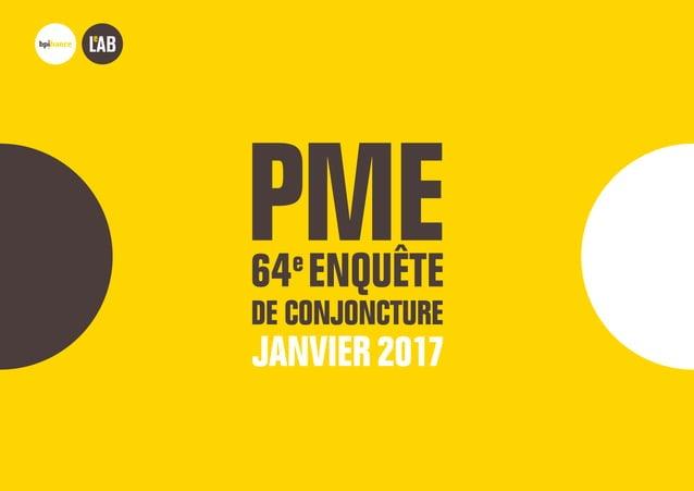 01. UN BILAN POSITIF POUR 2016, DES PERSPECTIVES TOUJOURS BIEN ORIENTÉES POUR 2017