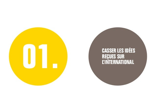 Se projeter à l'international : petit guide à l'usage des entrepreneurs par Bpifrance Le Lab  Slide 3