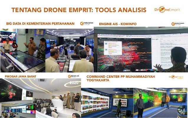 TENTANG DRONE EMPRIT: TOOLS ANALISIS 11