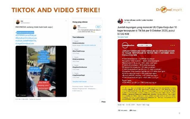 TIKTOK AND VIDEO STRIKE! 9
