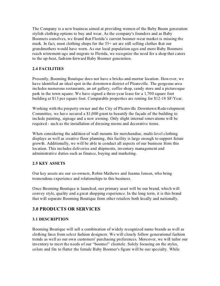 Business plan for art museum,