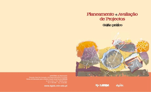 Guião prático Planeamento Avaliação de Projectos e