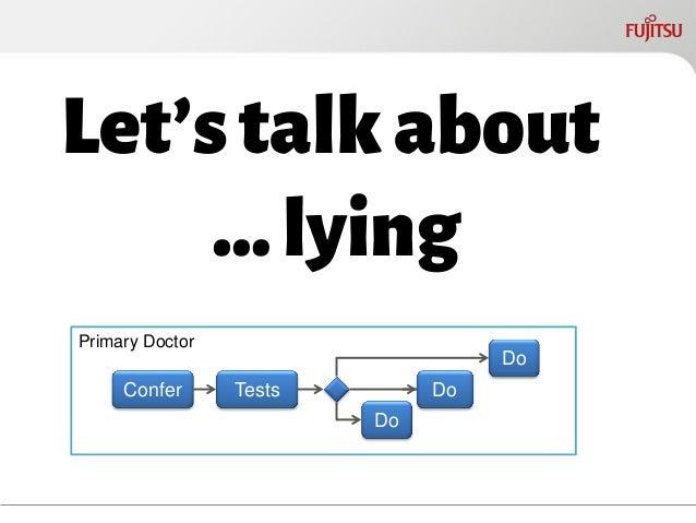 Confer  Tests  Do  Do  Do  The diagram is pure fiction!