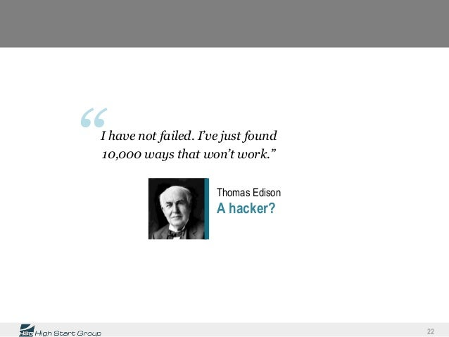 From Lean Startup to Growth Hacking: The Next Frontier in