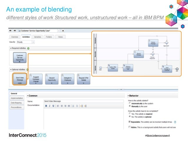 Example: implementing bpm alerts.