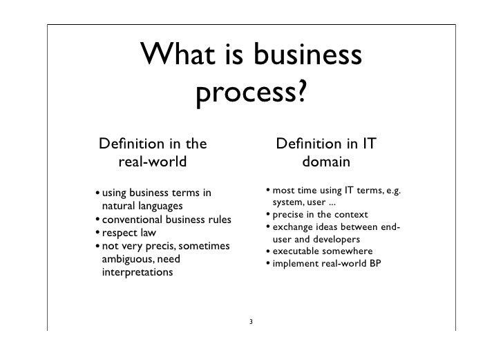 Business process modeling 3 what is business process denition friedricerecipe Gallery