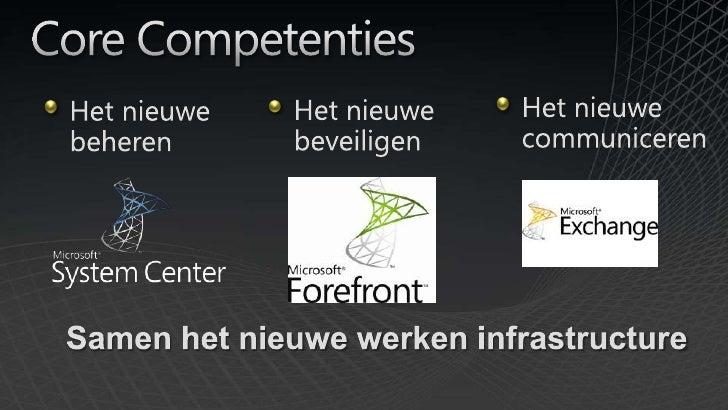 BPMi New Way of Work infrastructures Slide 3