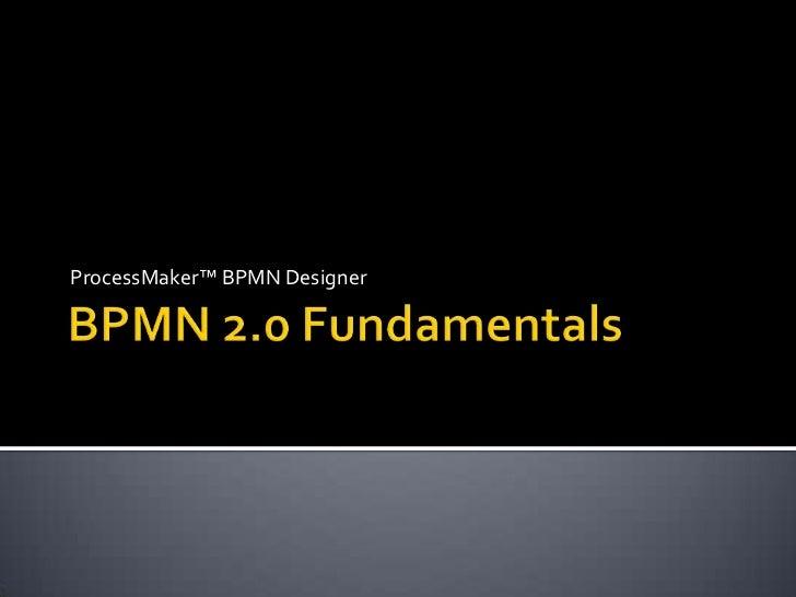 processmaker bpmn designer - Bpmn For Dummies