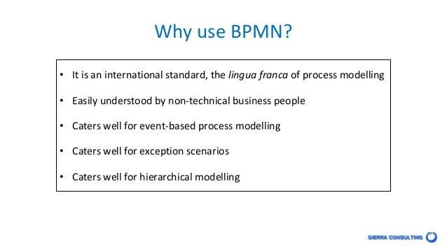 management group 4 why use bpmn - Bpmn 20 Standard