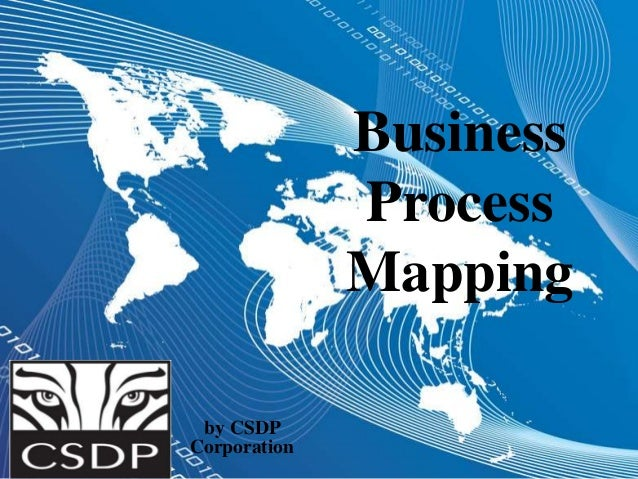 Business Process Mapping by CSDP Corporation