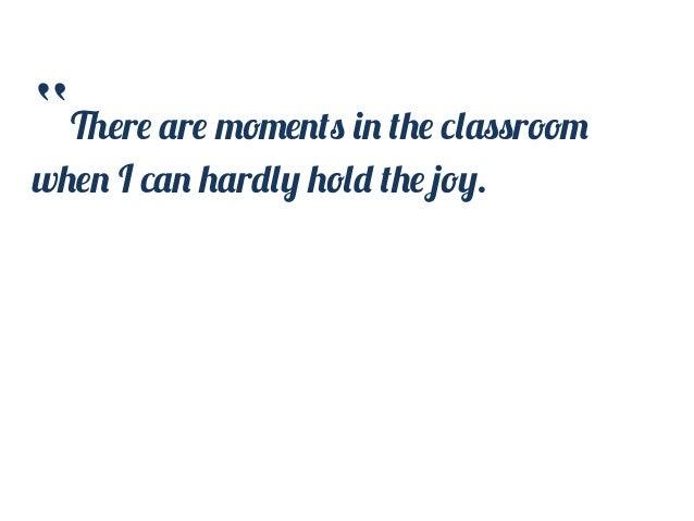 Appreciatively growing reflective teachers Slide 2